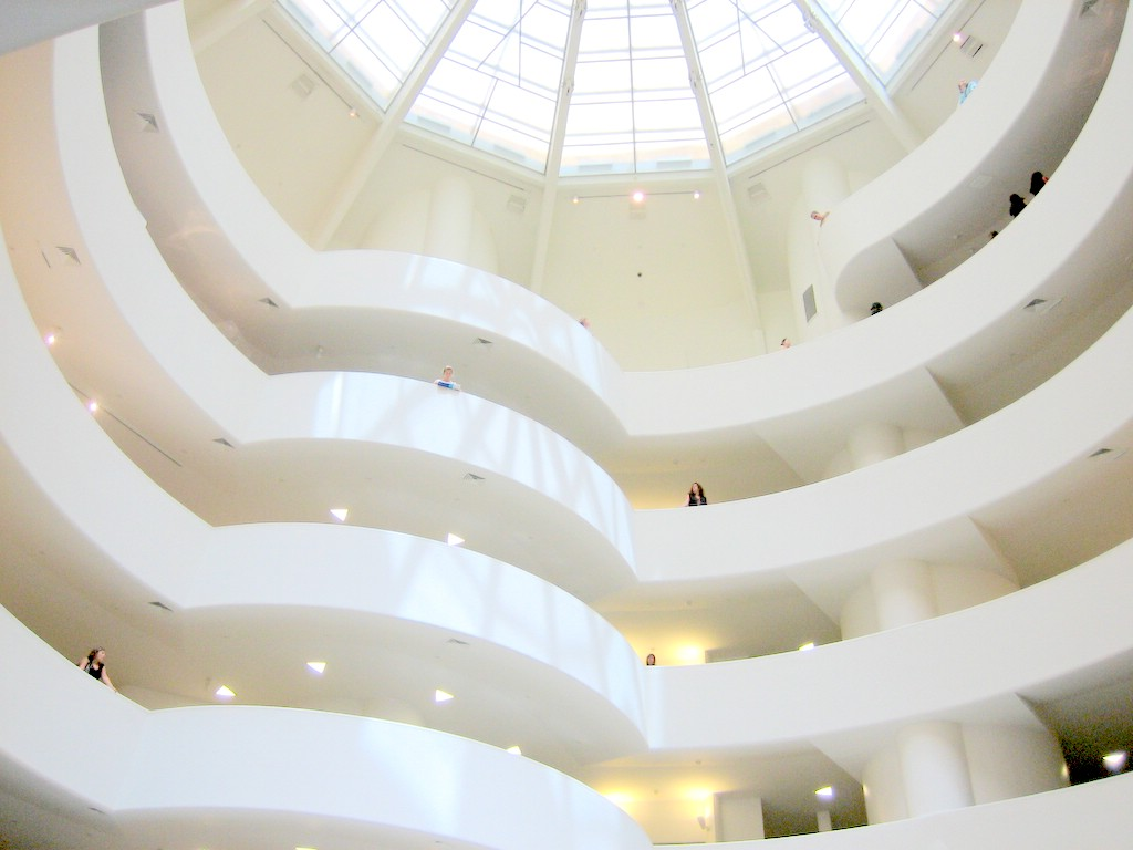 Guggenheim-New York-interior